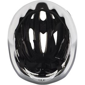 Bell Formula Hjelm, white/silver/black